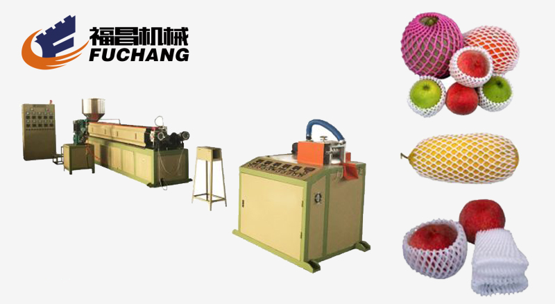 EPE Foam Fruit Net Extruder (FC-75)